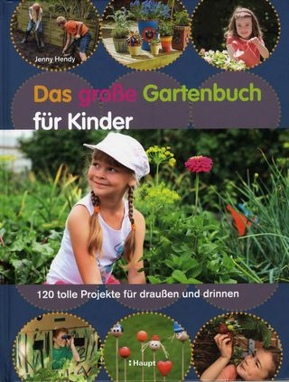 Gartenbuch für Kinder von Jenny Hendy